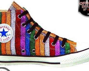 #Converse Chuck Taylor All Star Chucks 101719 Multi Color #Stripes HI