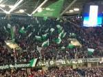Hannover 96: von Pyros, Hasstransparenten und einem sich selbst überschätzenden Möchtegernstar!