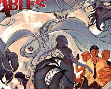 Spöttische Comicanalysen. Dichtung & Wahrheit bei Fables & The Unwritten [Vertigo]