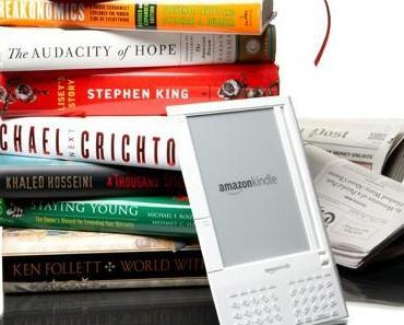 Die Top 10 eBook Bestseller bei Amazon, Weltbild und dem Apple iBookStore KW 43/2011