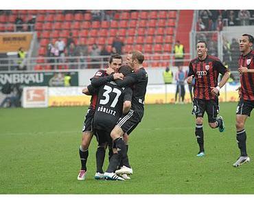 Schanzer verpassen die Sensation: FC Ingolstadt kassiert in der Nachspielzeit bitteren Ausgleich