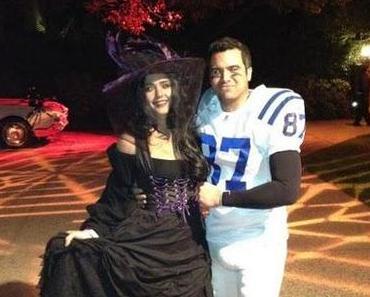 Promis und ihre Halloween Kostüme