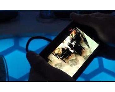 Ein Blick in die Zukunft: flexibles Display von Nokia
