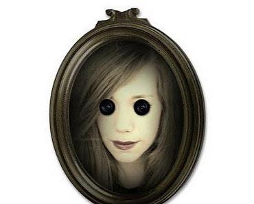 Happy Halloween - Button Eyes