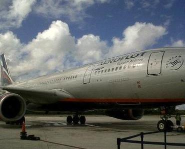 Flughafen Cancún: Neuer Aeroflot Direktflug Moskau - Cancún
