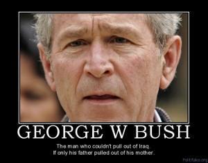 Bush und Blair vor Kriegsverbrechertribunal unter Anklage