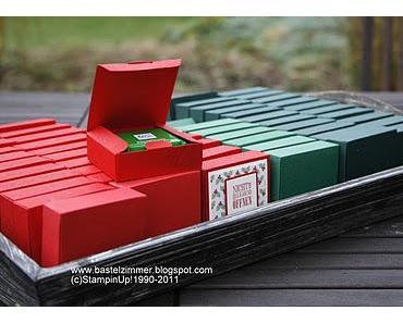 Die Anleitung für die Mini Box