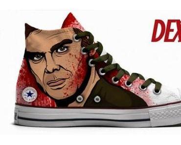 #DEXTER #Converse All Star Chucks Edition