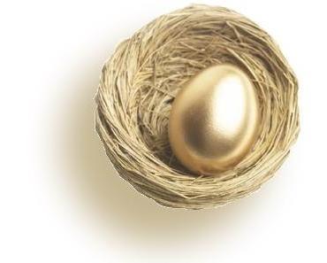 Das goldene Ei Deines Lebens!