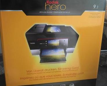 Testkandidat: Kodak Hero 9.1