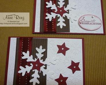Ganz viele Weihnachtskarten...