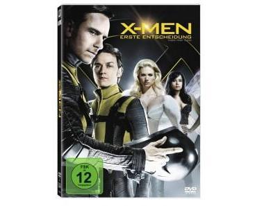 Filmkritik 'X-Men: Erste Entscheidung' (DVD)
