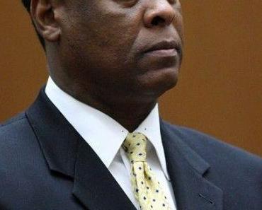 Conrad Murray: Michael Jackson's Arzt wurde des Totschlags für schuldig erklärt!! (Update)