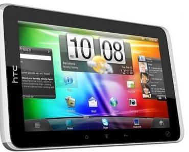 HTC bringt auch weiterhin Tablets auf den Markt.