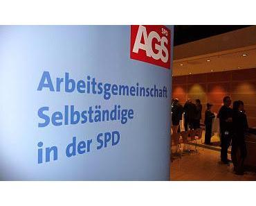 Innovationspreisverleihung der SPD: Vorwärts, Genossenschaften