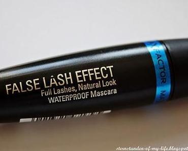 [Review] Max Factor False Lash Effect Mascara Waterproof