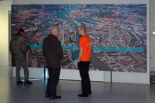 Stadtteil River City in Göteborg