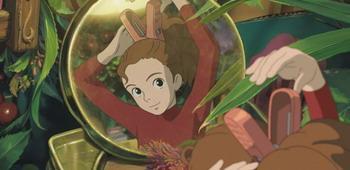 Filmkritik zu 'Arrietty – Die wundersame Welt der Borger'