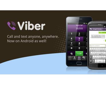 Viber: Free Calls & Messages für iOS und Android