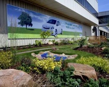 Toyota Motor Europe gewinnt Green Manufacturing Award 2011