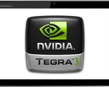 HTC, Lenovo und Acer kündigen Tegra 3-Tablets an.