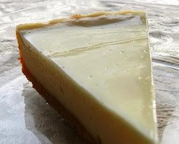 Faked New York Cheesecake