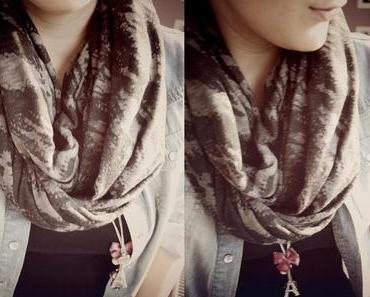 Der DIY-Schal