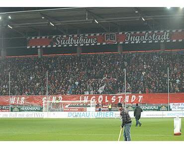 Niederlage im Derby. Ingolstadt verliert nach engagierter Leistung mit 0:1