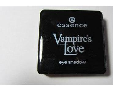 Review: essence trend edition VAMPIRE'S LOVE