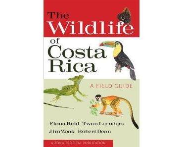 Neuer Field Guide für Costa Rica