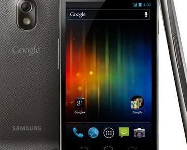 Samsung Galaxy Nexus: Flash, Massenspeicher-Modus und Benchmarks
