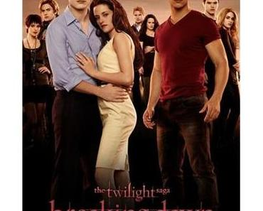 [Review] Breaking Dawn Teil I
