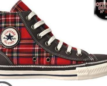 #Converse All Star Chuck Taylor #Tartan #Plaid, die karierten #Winter Schuhe von Converse #NEWS