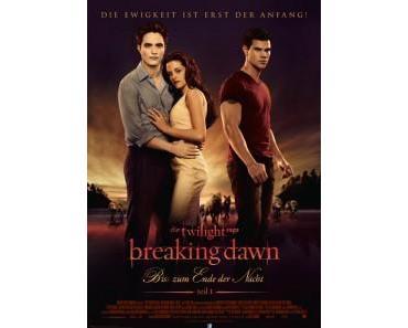 [Filmbesprechung] Breaking Dawn – Bis(s) zum Ende der Nacht (Teil 1)