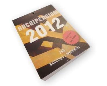 Architekturkalender ARCHIPENDIUM 2012