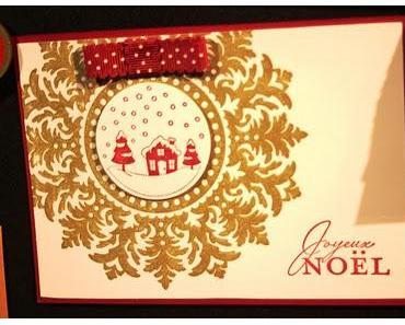 Weihnachtskarten bzw. Swaps von der Convention