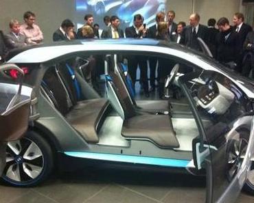 BMW Ideenwettbewerb : Entwicklerarbeitsplatz 2020