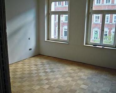 [neue Wohnung] Vorher-Nachher Wohnzimmer