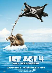 Scrat's Continental Crack-Up – 'Ice Age 4′-Kurzfilme