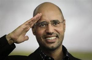Libyen: Neuigkeiten von Saif al-Islam