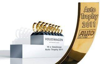 Großer Triumph der Volkswagen AG