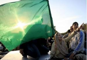 Bief von Aisha Al-Quadhafi