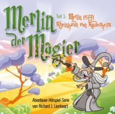 Nette Geschenkidee von ZYX Hörbuch . mit Magier Merlin durch die Zeitgeschichte