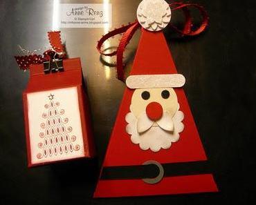 Rückblick Workshop weihnachtliche Verpackungen I.