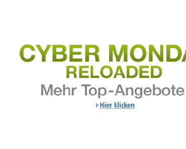 Schnäppchenjäger aufgepasst! Amazon führt Cyper Monday weiter: Cyper Monday Reloaded!