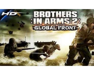 Brothers In Arms 2 zur Zeit kostenlos im Android Market