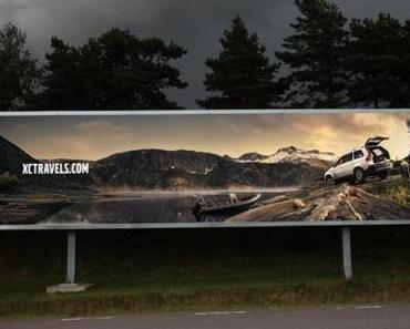 Cross Country Travels by Volvo