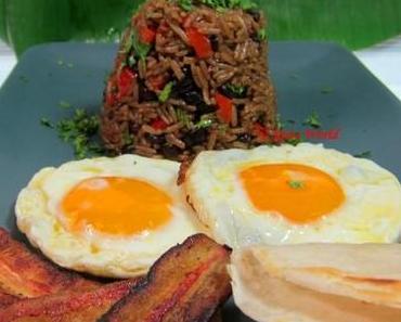 Karibisches Frühstück Gallo Pinto