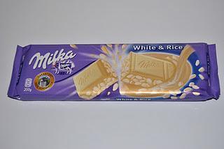 Milka White & Rice, Milka Leo und Milka Leo weiß