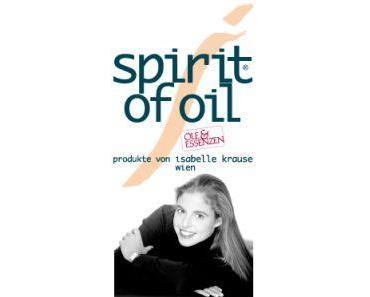 Neurodermites Körperöl von Spirit Of Oil im Test